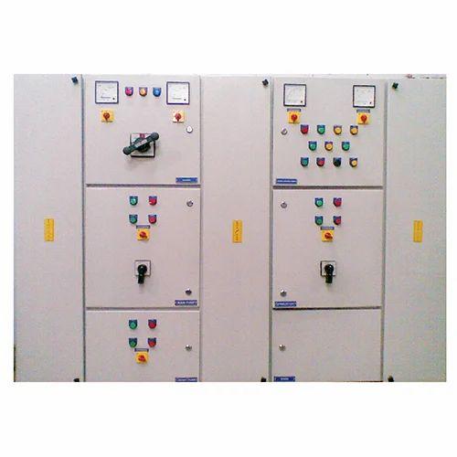 Fire Pump Panel