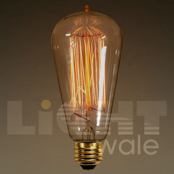 Lightwale Edison Bulb, ST64