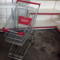 Super Markets Trolleys