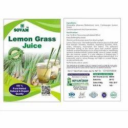 Lemon Grass Juice