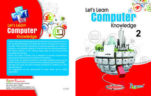 Basic Knowledge Of Computer Book