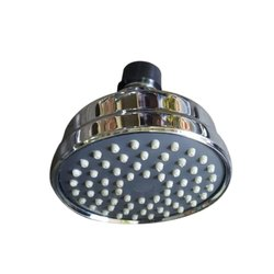 Stainless Steel Contemporary Round Rain Shower, For Bathroom Fitting