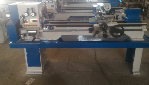 Lathe Machines Extra Heavy Duty Lathe Machines Manufacturer From Rajkot