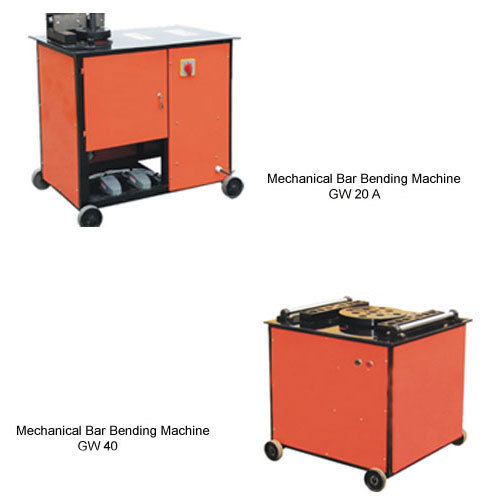 Mkg Manual Bending Machine