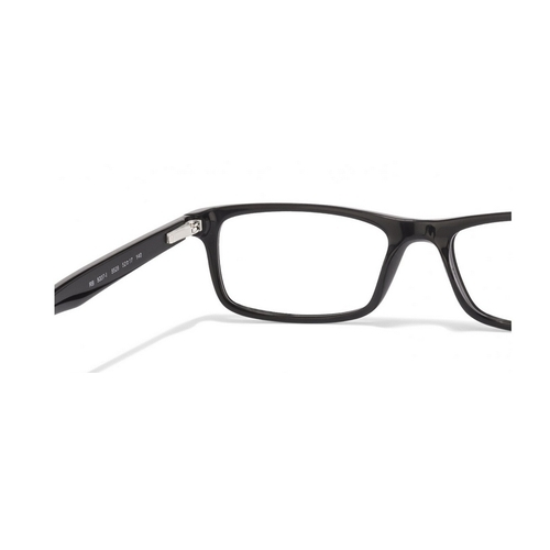 01b98db8f4 Ray-Ban Rx5337 Medium (Size-52) Black Red 5528 Unisex Eyeglasses ...