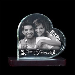3D Crystal Personalized Gift (3D-1143C)