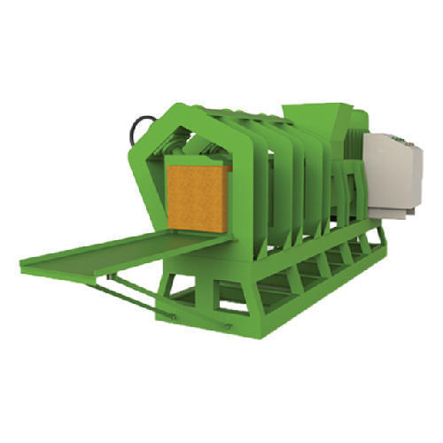 Semi-Automatic ESSAR Coir Pith Processing Machine, 25 Hp