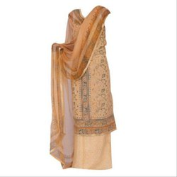 Patiala Salwar Cotton Party Wear Embroider Patiala Suit
