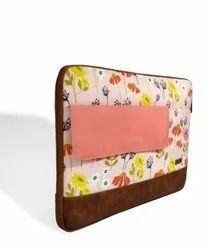 Caris Flowerocent Print Laptop Sleeve