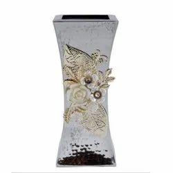 Stainless Steel Designer Flower Vase
