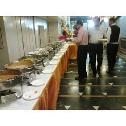 Institutions Corporate Catering Service, Counter Decoration