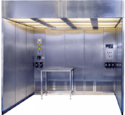 Vapour Containment Booth