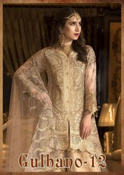 Gulbano Vol 12 By Deepsy Suit Georgette Pakistani Dress Materials