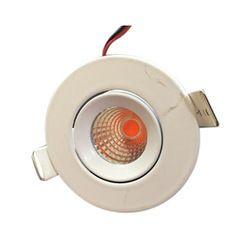 Die-Casting Aluminium 3 Watt LED Spot Light, 3 W