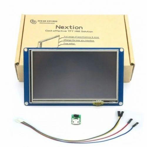 Nextion Display - Nextion BASIC 2 4