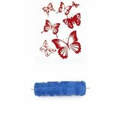 Butterfly Flocking Roller
