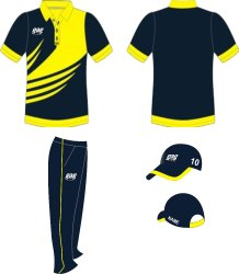 Cricket T Shirt Printed