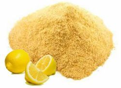 Natural Lemon Drink Powder