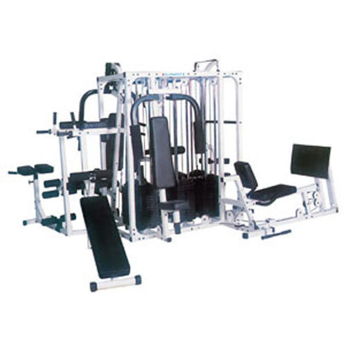 Multipurpose Gym Machine - 10 Station Multi Gym Machine