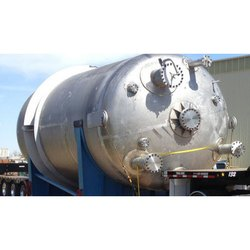 ASME U Stamp Coded Pressure Vessel
