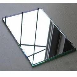 7mm Mirror Glass, Size: 15 X 10 Inch