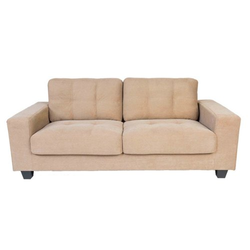 Brown Colour Berlin Two Seater Sofa