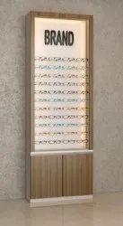 Optical Frame Wall Displays