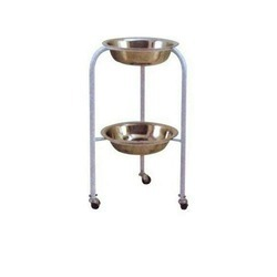 Bowl & IV Stand