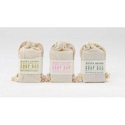Organic Soap Pouch