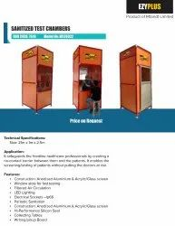 Sanetized Test Chambers