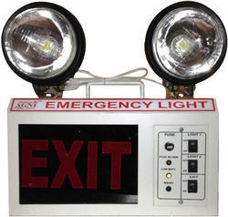 Emergency Lights With LED