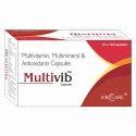Multivitamin, Multimineral & Antioxidants Capsules