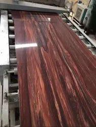 Big Slab Rose Wood granite, For Flooring, Thickness: 15-20 mm