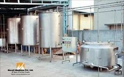 Most Economical Carbonated Soda Soft Drink Plant