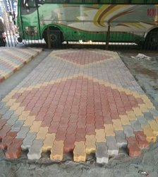 Cement Interlocking Tile