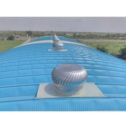 Wind Turbine Ventilator