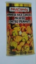 Nut Candy Japanese Rice Mixed Coated Peanuts, 160g