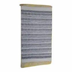 Rectangular Designer Chindi Cotton Rug For Floor, Size: 4x6 Feet