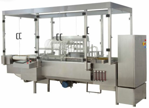 Harsiddh Aseptic Filling Machines, Power: 2 hp, Rs 2285000 /piece ...
