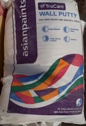 White Asian Paints Wall Putty Packaging Size 40 Kg Rs 750 Bag Id 21978987697