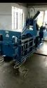 Double Action Scrap Baling Machine Auto Door