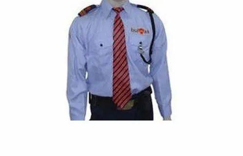 Security Guard Ties