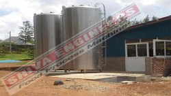 Dairy Processing Plant & Machinery