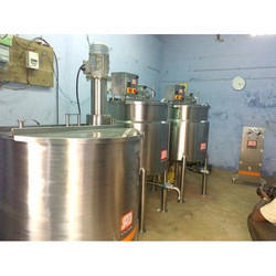 Beverages Processing Plant