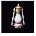 Marble Carved Lantern