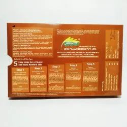 Panam's Facial Kits, Packaging Size: 25x20x20