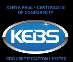 Kenya Certificate of Conformity - Kenya PVoC
