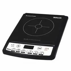 Inalsa Black Electric Induction Cooker, For Kitchen