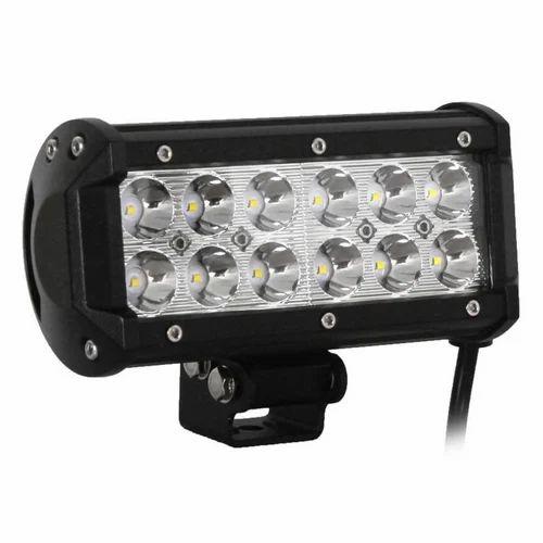 Bar light 12 led led lightbar light emitting diode light bar bar light 12 led aloadofball Image collections