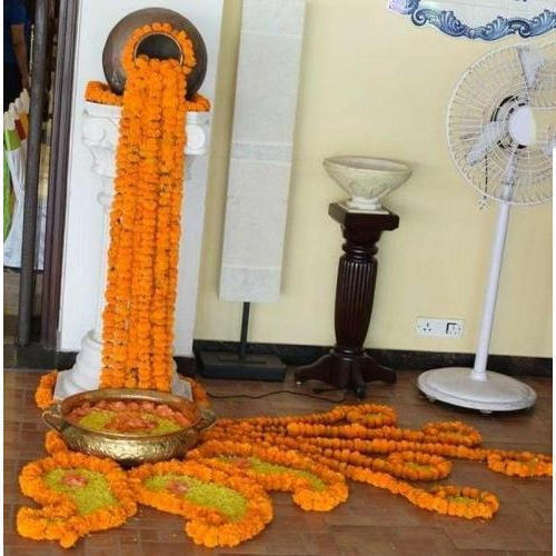 Haldi Mehandi Decoration Services At Rs 20 Feet Decoration